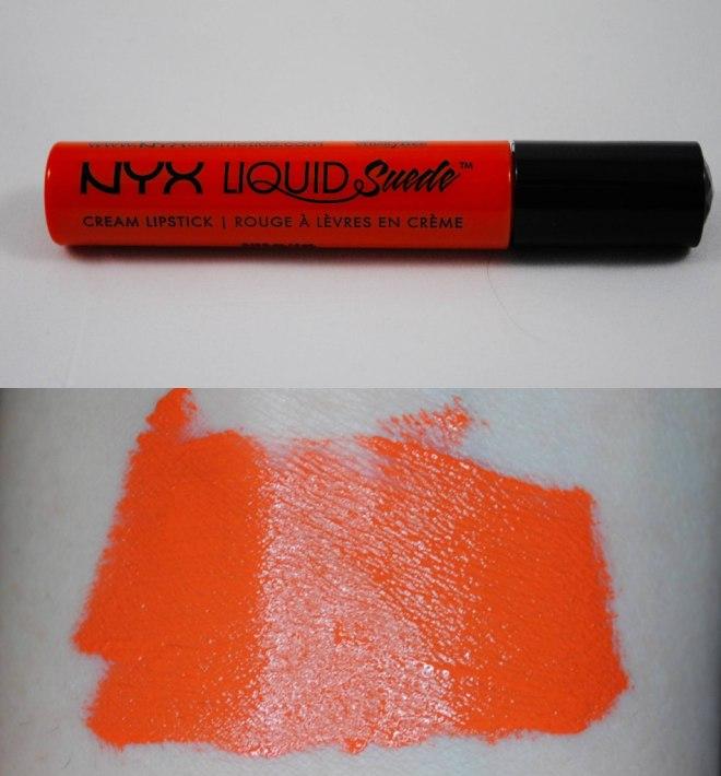 Nyx Lip Suede