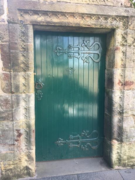 green_door