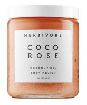 rose body polish