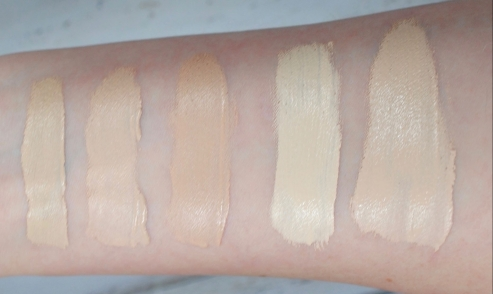 makeuprevolutionconcealersvstarteshapetapeswatches