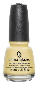 china glaze lemon fizzz