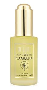 milani prep soothe camellia facial oil